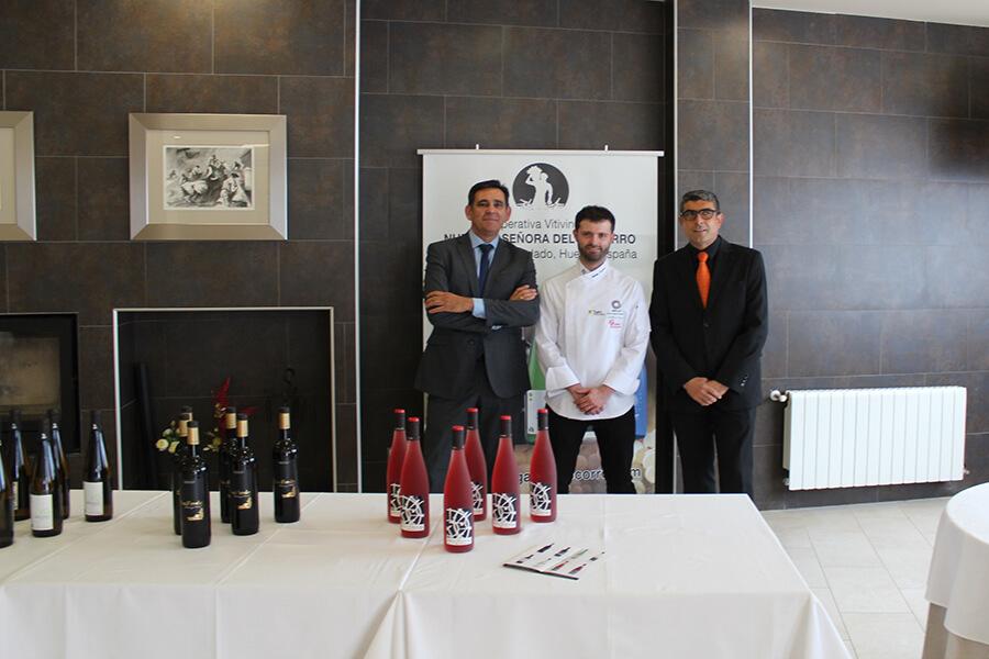 Bodegas del Socorro da la bienvenida al restaurante Experience by Fuster, nueva referencia gastronómica de la Sierra de Huelva